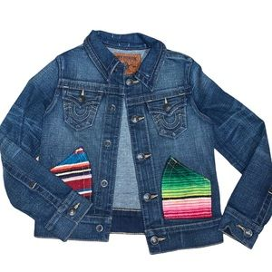 ⭐️Host P⭐️True Religion Jada Baha Jacket Size S(Y)